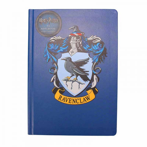 HARRY POTTER RAVENCLAW CREST A5 NOTEBOOK