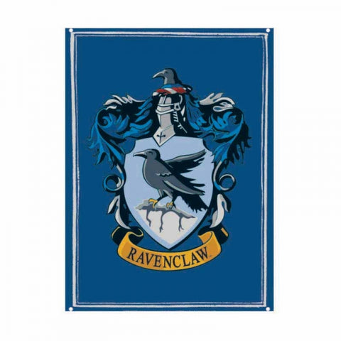 HARRY POTTER RAVENCLAW SMALL METAL SIGN
