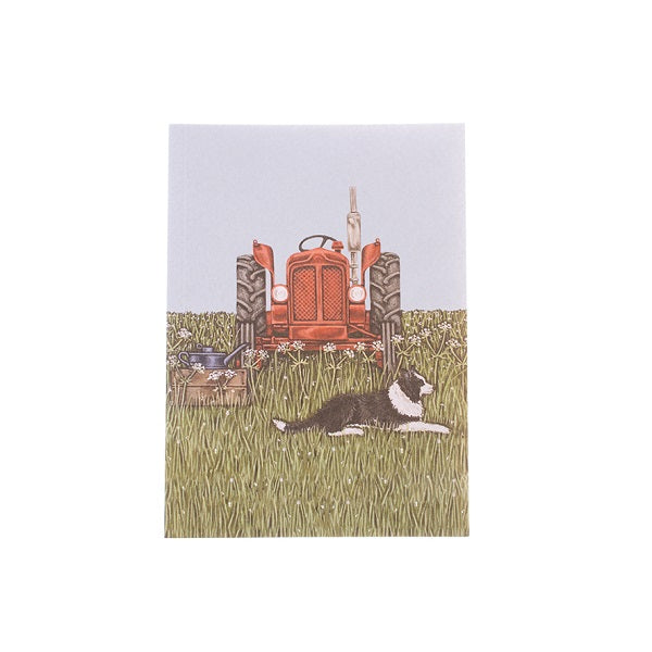 LITTLE RED TRACTOR A6 NOTEBOOK
