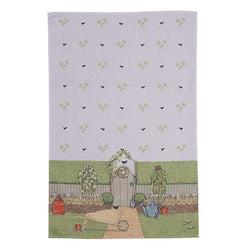 GARDEN GATE TEA TOWEL