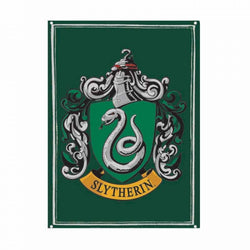 HARRY POTTER SLYTHERIN CREST SMALL METAL SIGN
