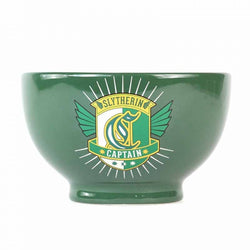 HARRY POTTER SLYTHERIN CAPTAIN BOWL