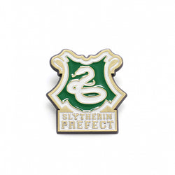 HARRY POTTER SLYTHERIN PREFECT PIN BADGE