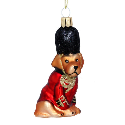 Soldier Dog Decoration