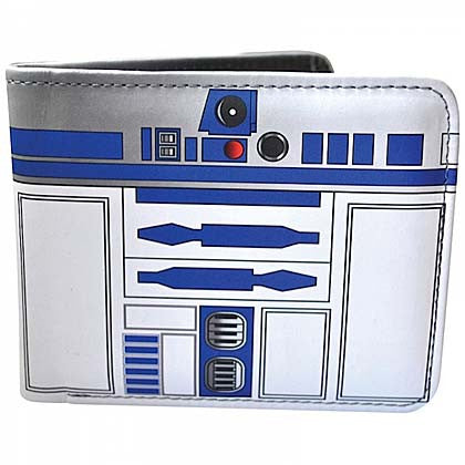 STAR WARS R2D2 BOXED WALLET