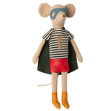Maileg Super Hero Mouse - Medium Boy