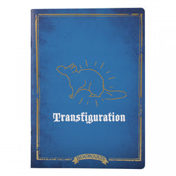 HARRY POTTER TRANSFIGURATION LARGE NOTEBOOK