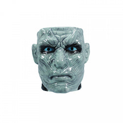 GAME OF THRONES WHITE WALKER SHAPED MUG