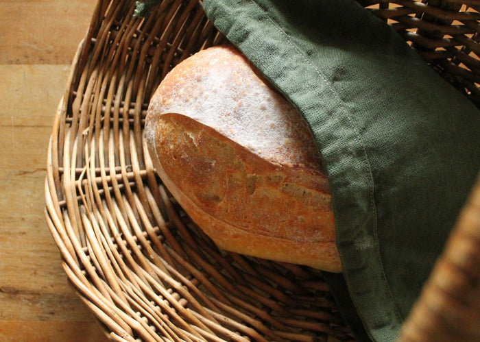Sac à pain - Linen Bread Bag - Maison LenKo