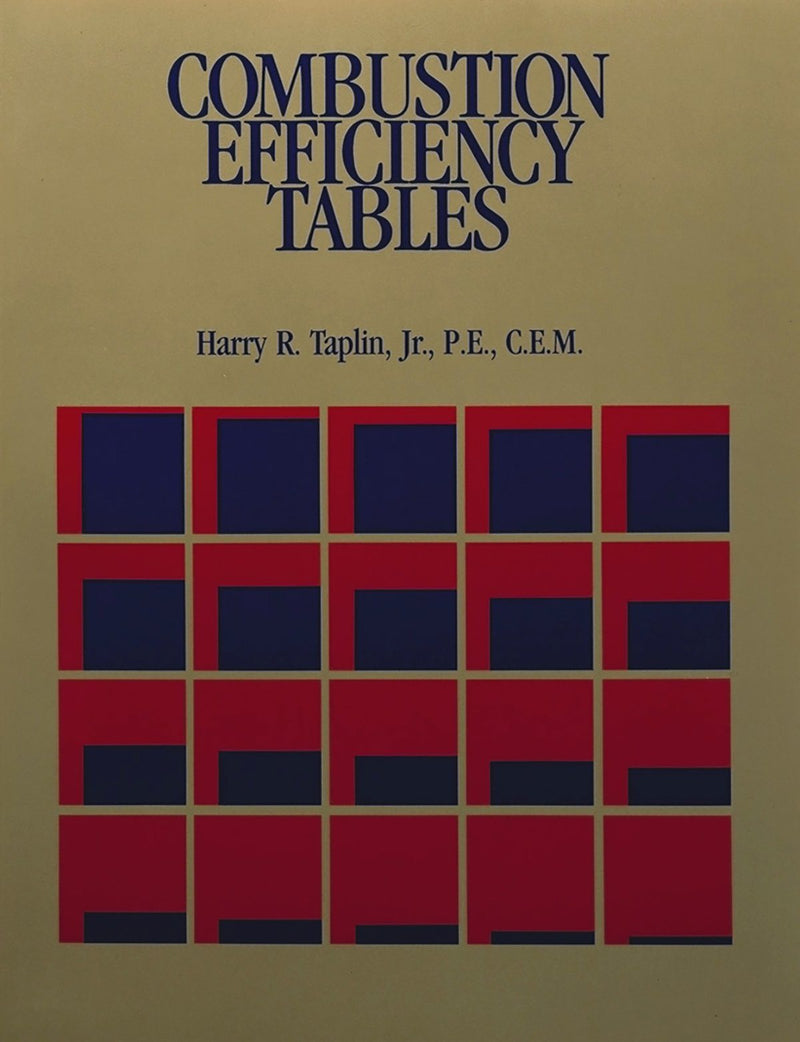 Combustion Efficiency Tables - AEE Programs