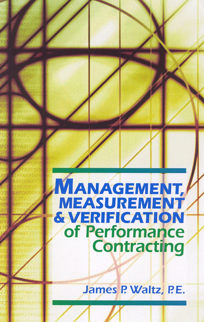Management, Measurement & Verification Of Performance Contracting - AEE Programs