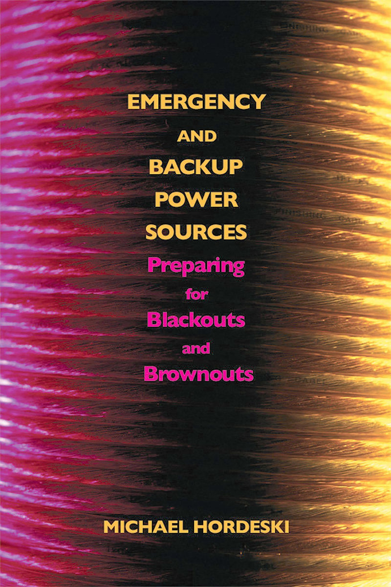 Emergency & Backup Power Sources: Preparing For Blackouts & Brownouts - AEE Programs