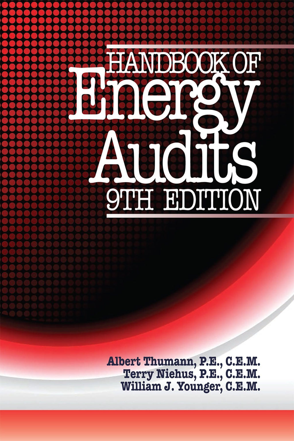 Handbook Of Energy Audits, 9th Edition - AEE Programs