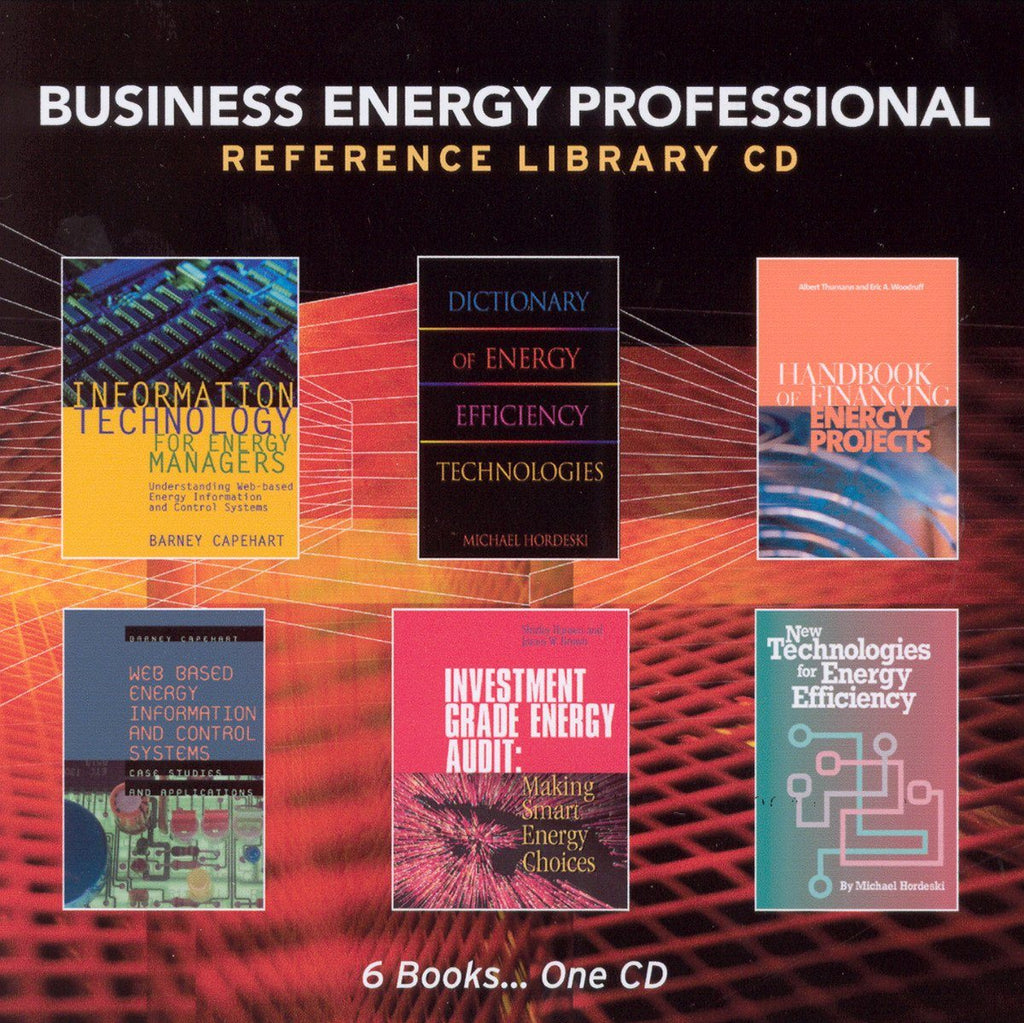 Business Energy Professional Reference Library Collection - AEE Programs