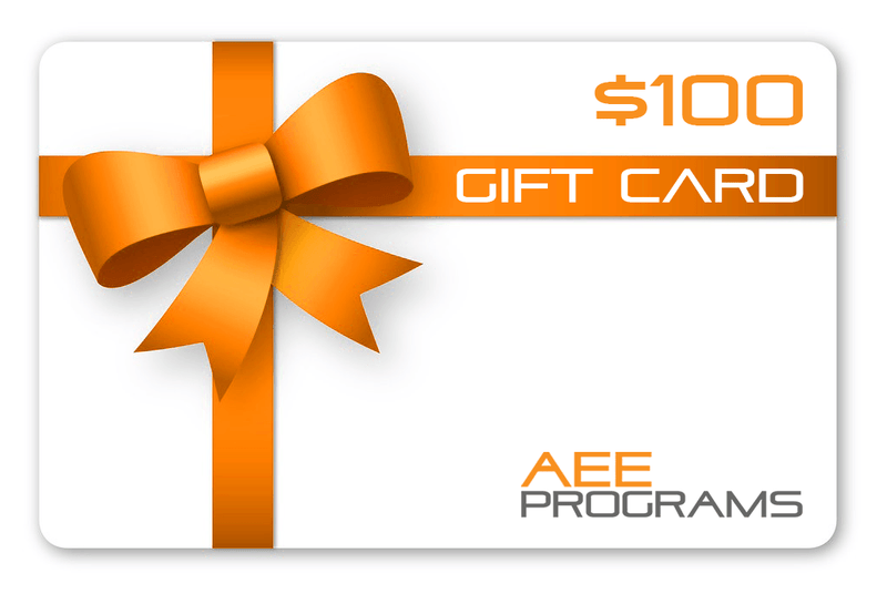 Gift Card - AEE Programs