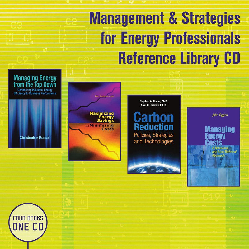 Management & Strategies For Energy Professionals Reference Library Collection - AEE Programs