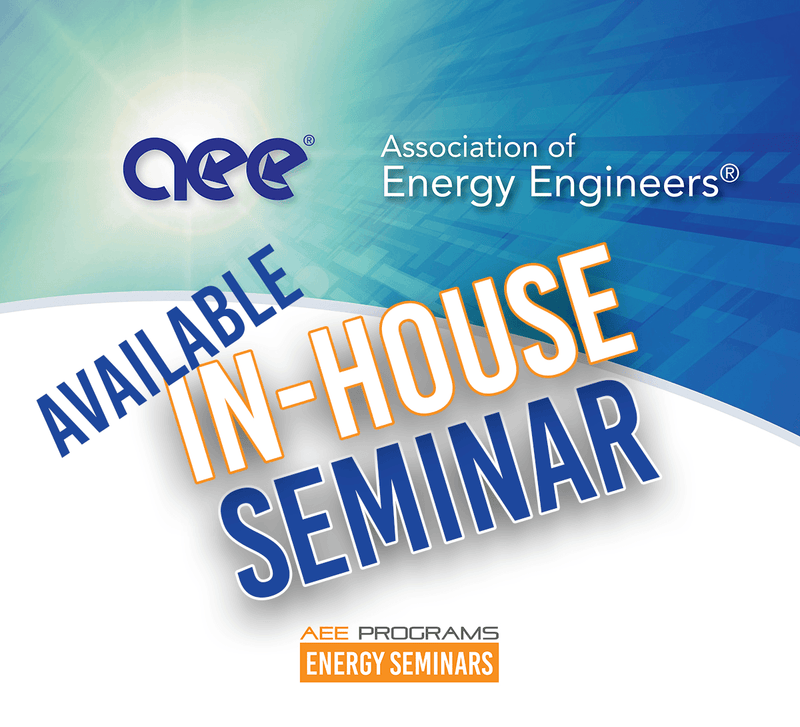 Fundamentals Of Energy Efficiency: A Training Program For Practitioners™