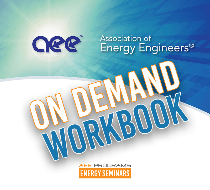 Workbook for Basics of Energy Management