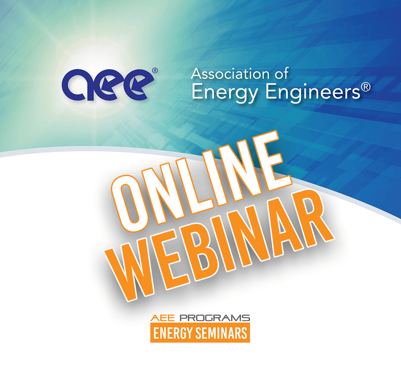 Life Cycle Cost & Discounted Cash Flow Analysis for Energy Projects Online Webinar