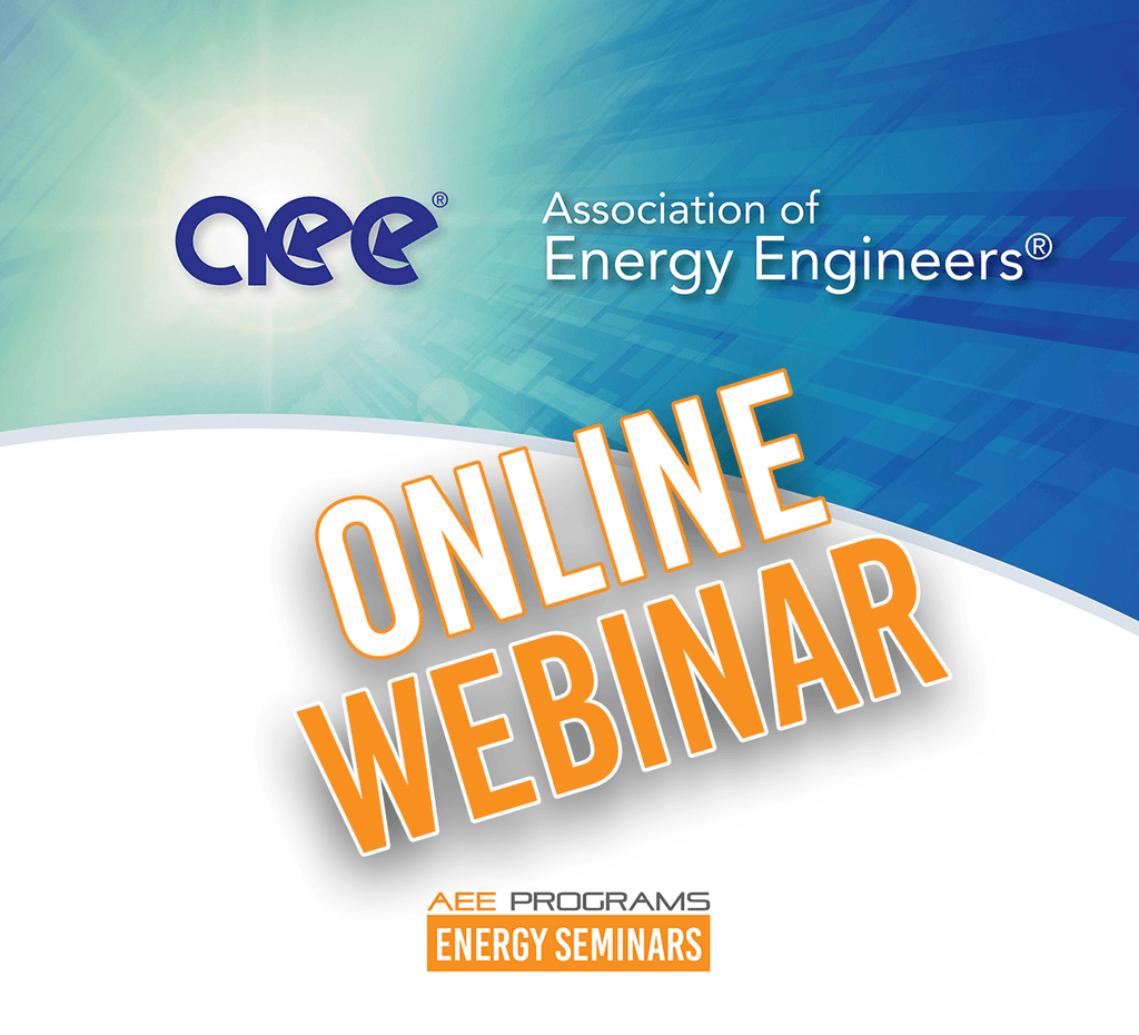 Certified Energy Auditor Preparatory Training Program Online Webinar