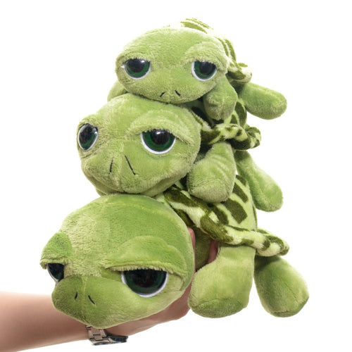 RnR Big Eye Baby Plush Turtles