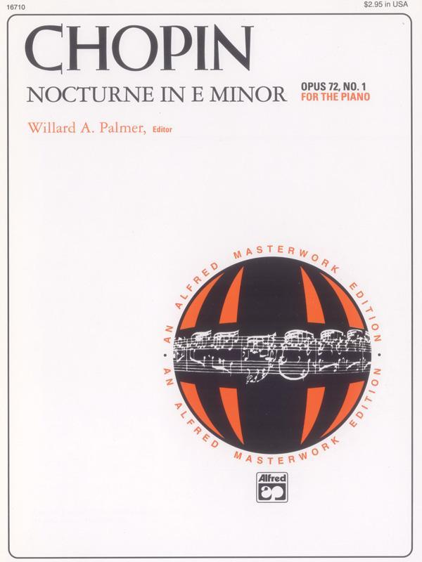 Nocturne in E Minor, Opus 72, No. 1