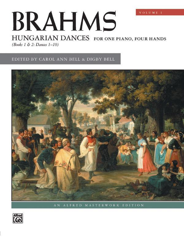 Hungarian Dances, Volume 1