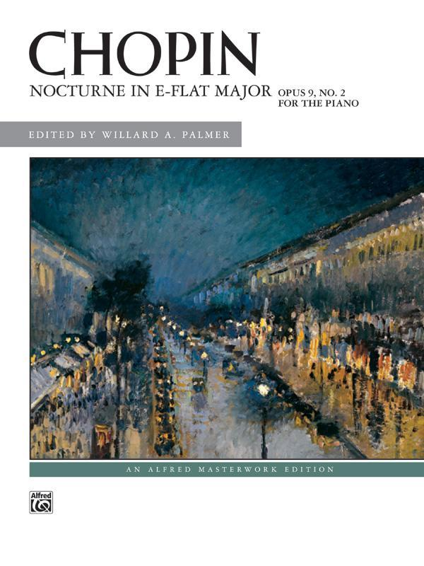 Nocturne in E-flat Major, Opus 9, No. 2