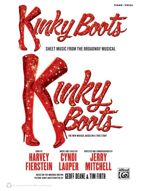 Kinky Boots (Piano/Vocal/Guitar Book)