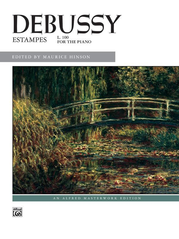 Estampes (Piano Book)