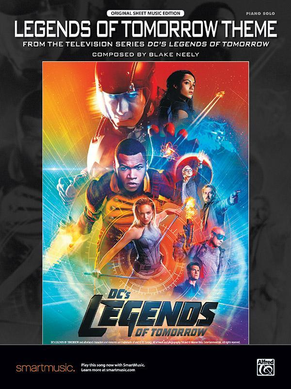 Legends of Tomorrow Theme (From the Television Series DC's Legends of Tomorrow)