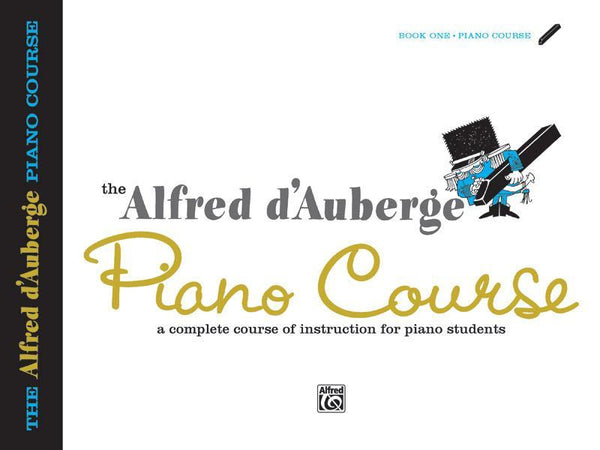 Alfred d'Auberge Piano Course: Lesson Book 1