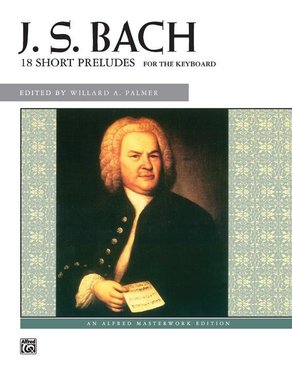 18 Short Preludes (Piano Book)