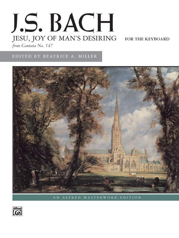 Jesu, Joy of Man's Desiring (Piano Sheet)