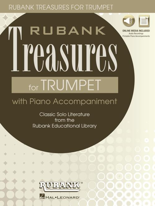 Rubank Treasures for Trumpet