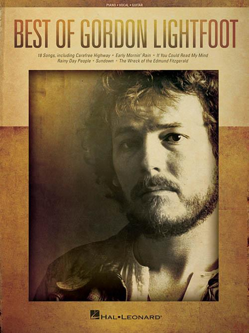 Best of Gordon Lightfoot (Piano/Vocal/Guitar Artist Songbook)
