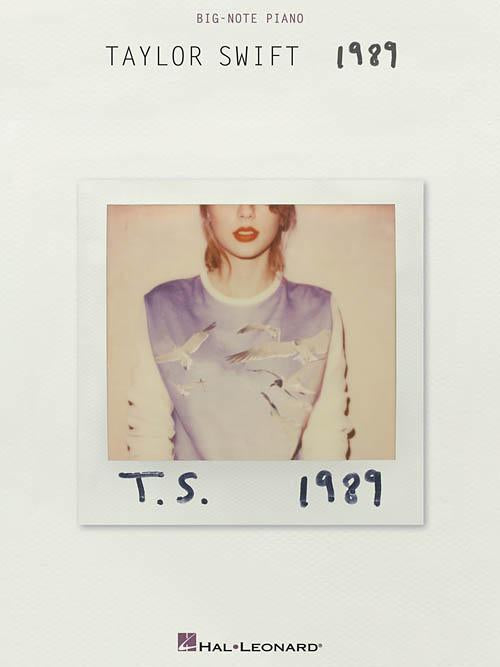 Taylor Swift - 1989 (Big Note)