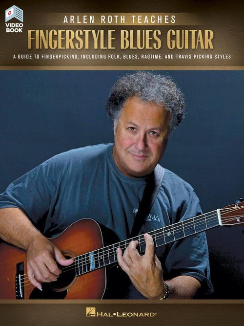 Arlen Roth Teaches Fingerstyle Guitar