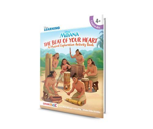 Moana - The Beat of Your Heart