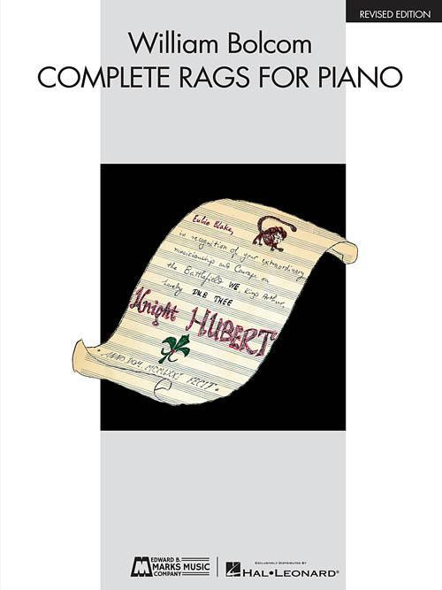 William Bolcom - Complete Rags for Piano