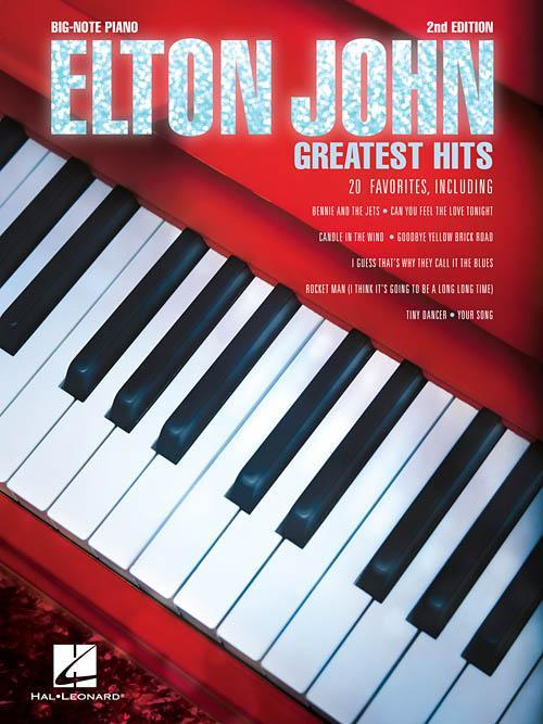 Elton John - Greatest Hits (2nd Edition)