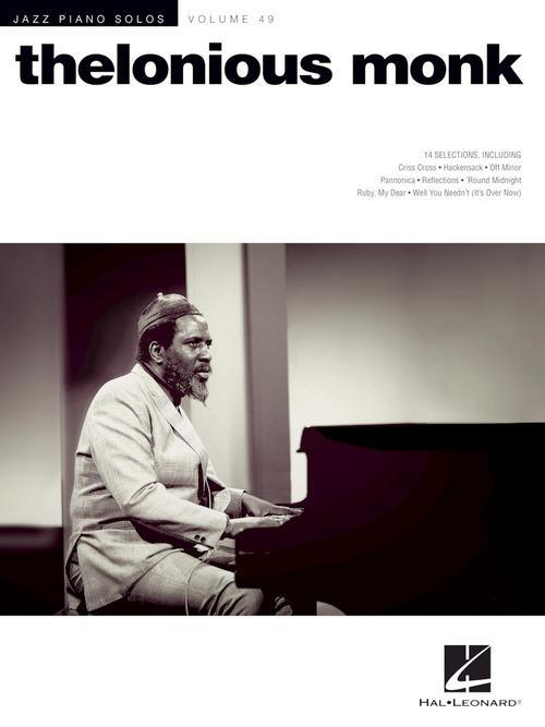 Thelonious Monk - Jazz Piano Solos Series Volume 49