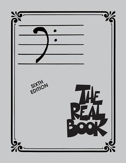 The Real Book - Volume I (Bass Clef Edition)