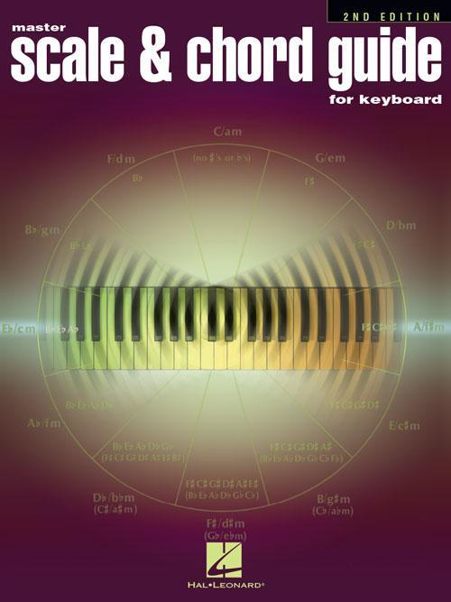 Master Scale & Chord Guide for Keyboard - 2nd Edition