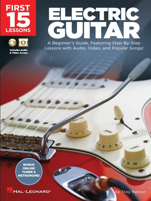 First 15 Lessons - Electric Guitar