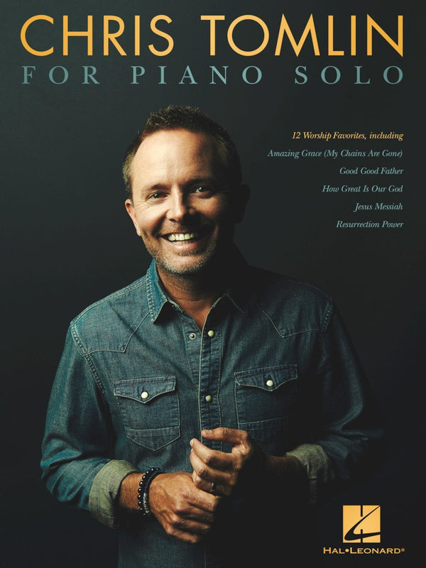 Chris Tomlin for Piano Solo