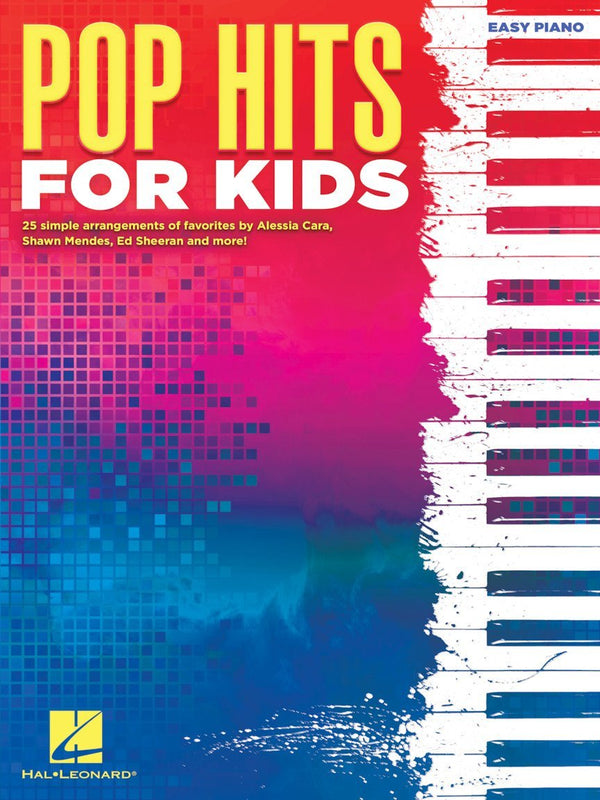 Pop Hits for Kids (Easy Piano)