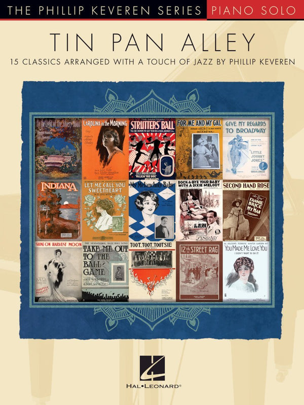 Tin Pan Alley - 15 Classics Arranged with a Touch of Jazz