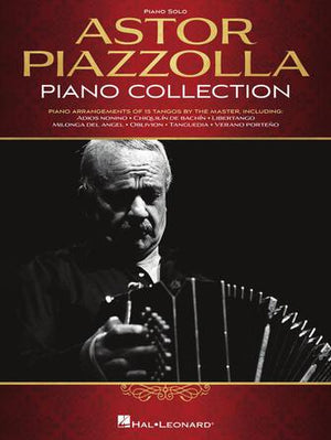 Astor Piazzolla - Piano Collection
