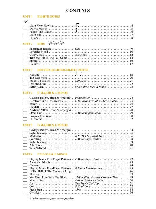 Piano Lessons Book 3 - Revised Edition